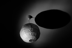 Shadow (ThetaFoto) Tags: blackandwhite bw bnw black white monochrone thetafoto minimal shadow indoor art