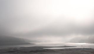 Le Lac de Pannecière à Blaisy
