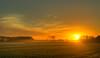 Misty sunrise. (Alex-de-Haas) Tags: 50mm d5 hdr holland hollandseluchten nederland netherlands nikkor nikkor50mm nikon nikond5 noordholland thenetherlands westfriesland baretrees beautiful beauty boerenland bomen bomenrij boom boomgrens buiten buitenshuis daglicht daylight farmland fieryskies fog foggy grasslands handheld highdynamicrange kalebomen landscape landschap licht light meadow meadows mist mistig misty mooi morning ochtend orangeskies outdoor outdoors polder schoonheid skies sky skyfire sun sunrise sunriselight tree treeline trees warm weiland weilanden winter zon zonsopgang