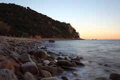 Platja de Vallpresona (Albert T M) Tags: vallpresona calavallpresona santacristinad'aro platjadevallpresona baixempordà platja mediterrani mediterraneo costabrava catalunya