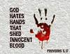 Proverbs 6:17 (joshtinpowers) Tags: proverbs bible scripture
