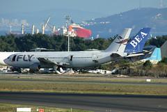 TC-FLM Fly Air A300B2K-3C Istanbul-IST 26/10/2015 (Tu154Dave) Tags: tcflm fly flyair airbus a300 a300b2k a300b2k3c ist istanbul turkey ataturk