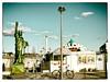 Berlin - Salome (daniel.stark) Tags: berlin salome freiheitsstatue fernsehturm fahrrad