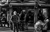 Loneliness (Alain Dutertre) Tags: streetphotography france noiretblanc xe2 manege carrousel bw oldman joffrin man fujinon paris blackandwhite pocket julesjoffrin europe solitude loneliness