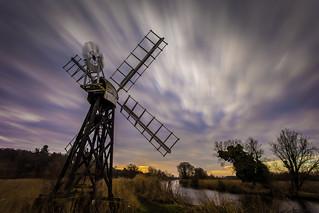 Broadmans Drainage Mill