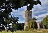 St Peter & St Paul, Muchelney (grassrootsgroundswell) Tags: apple somerset muchulney church englishparishchurch chu churchtower