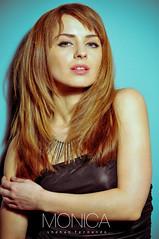 Monica (L A T I T U D Ξ) Tags: girl hair fashion beauty model studio nikond300s nikon70300mmvr