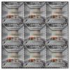 Glass Block Tile - Things That Make No Sense (GAPHIKER) Tags: surreal glassblock glassschipholairport schiphol airport amsterdam art selectivecolor sc texture graphpaper