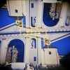 [VAeD] Chiesa di San Vincenzo (Urca) Tags: holgalomo1001201710001ao holga lomo doppiaesposizione doubleexposure analogico 120 6x6 square medium film aosta italia 2016 valledaosta chiesadisanvicenzo