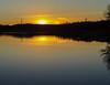 Sunset On Craighall Dam (Mac ind Óg) Tags: eastrenfrewshire scotland winter reflection sunset walking neilston craighalldam landscape windturbine reservoir waterscape