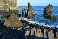 Valahnukur Cliffs (NaturalLight) Tags: valahnukur cliffs reykjanes peninsula iceland