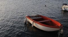 Red Boat (D:D:T: ) Tags: ship red sea puglia salento italia italy mare acqua water fish pesca pesce life light dark shadow colors ombra luce vita fun felicità happiness