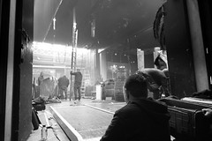 back stage Olympia Theatre 10-1-17 (Martin J Murphy Photography) Tags: street streetphotography dublin blackandwhite olympiatheatre sycamorest canon700d tokina1116mm