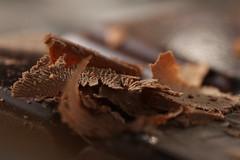 copeaux de chocolat (pertinal) Tags: macromondays itsapeelingtome chocolat copeaux