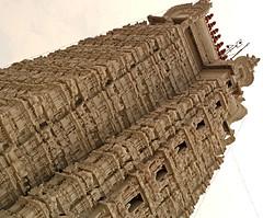 Trichy Ranganathaswamy Temple 126 (David OMalley) Tags: india indian tamil nadu subcontinent trichy sri ranganathaswamy temple srirangam thiruvarangam gopuram chola empire dynasty rajendra hindu hinduism unesco world heritage site ranganatha vishnu canon g7x mark ii canong7xmarkii