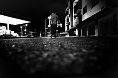 "365-20 : ""Just Walk Away"" (Danko8321) Tags: blackandwhite bw bn nightphotography selfportrait wideangle project365 projectphoto365 photoeveryday photoadayproject photoadaychallenge photoaday 365days 365photoaday monochrome streetphotography outdoors nikon nikonphotography nikondslr nikond600"