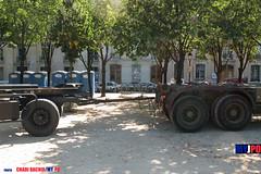 BDQJ09-4033 RENAULT G290 VTL (milinme.myjpo) Tags: frencharmy renault g290 vtl véhicule de transport logistique remorque rm19 trailer bastilleday