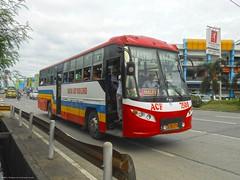 Davao ACF Bus Line 7500 (Monkey D. Luffy ギア2(セカンド)) Tags: isuzu bus mindanao philbes philippine philippines photography photo enthusiasts society