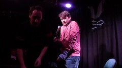 ACMS 13/02/17 VIDEO: Act 2 Cliffhanger (Diamond Geyser) Tags: acms video alternativecomedymemorialsociety thealternativecomedymemorialsociety funny onstage gig show comedy comedian comic thebillmurraypub thomtuck tombell cough choke poison cliffhanger