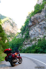 CONGOSTO DE VENTAMILLO (DOCESMAN) Tags: moto bike motor motorcycle motorrad motorcykel moottoripyörä motorkerékpár motocykel mototsikl honda nt700v ntv700 deauville docesman danidoces
