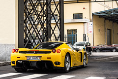 Way back to Rossocorsa (David Clemente Photography) Tags: ferrari enzo ferrarienzo v12 cars supercars hypercars italianhypercars greg rossocorsa nikonphotography automotivephotography photography