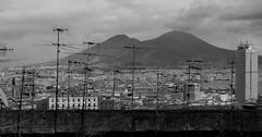 Vesuvius and aerials (Merineri) Tags: naples napoli italy vesuvio vesuvius volcano aerials
