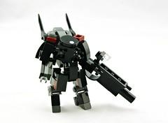 M-31 Hammerhead (Deltassius) Tags: robot war lego space military frame scifi mecha mech hardsuit mf0