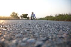 call me a little grown up (joanna.kf) Tags: road selfportrait blur nikon blury burgenland selfie nikond90