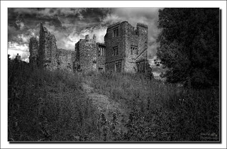 Throwley Old Hall (Explored)