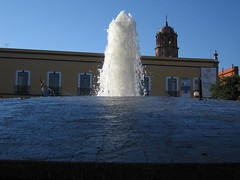 Mexique - Queretaro (alainmuller) Tags: eau place jet queretaro mexique