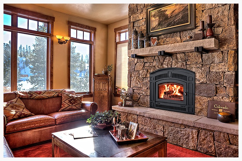 wood burning fireplace. RSF Pearl Wood Burning Fireplace Fireplaces Chattanooga TN  Wood Fireplaces Cleveland