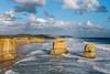 ©LookMeLuck.com_Australia-010.jpg (Look me Luck Photography) Tags: ocean nature water rock landscape oz australia paisaje victoria aussie greatoceanroad twelveapostles paysage roca downunder piedra oceania oceanica océanie oceanía terraaustralis