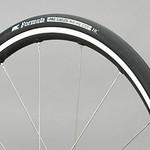 自転車タイヤの写真