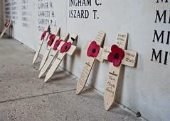 Menin Gate, Ypres (ST 251) Tags: wall last dead army memorial gate war cross post ieper wreath burial worldwarone service british ww1 names remembrance dear firstworldwar commonwealth ypres worldwar1 rampart menin allied firstworldwarww1