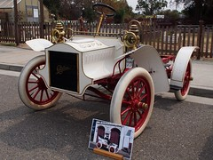 1905 Cadillac SJFD  Fire Chief Car 1 (Jack Snell - Thanks for over 21 Million Views) Tags: park ca old wallpaper history classic car wall vintage paper jack fire san antique chief jose cadillac historic kelley oldtimer autos sjfd veteran 1905 snell 2015 jacksnell707