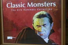 Classic Monsters (bballchico) Tags: monster dracula belalagosi kirkhammettcollection