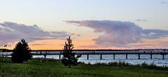 Sky and sea - Himmel und Meer (bernd_behr) Tags: sky strand germany deutschland himmel balticsea rgen binz