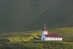 Vik Church, Iceland (RattyBoots) Tags: building church canon landscape iceland vik 5diii canon100400lmk1
