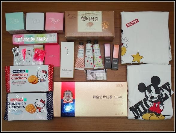 韓國戰利品 ▎必買藥妝品、戰利品分享文
