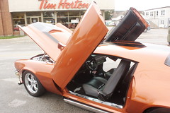 Cinderella's Classic Car show 17 (codie_horse) Tags: ontario canada fall cars october outdoor overcast trucks classiccars portelgin 2015 pumpkinfest differentangle differentcolours differntviews 1990orolder cinderellasclassiccarshow