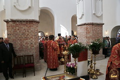 042. Patron Saints Day at the Cathedral of Svyatogorsk / Престольный праздник в соборе Святогорска