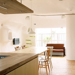 断熱吹き放し工法によるマンションのリフォーム実例の写真