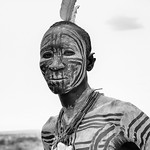 Warrior, Karo Tribe, Ethiopia, From FlickrPhotos
