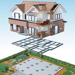 免震住宅の写真