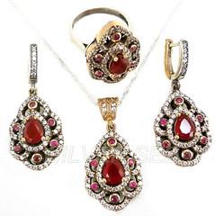 http://www.silversez.com/urun/2551-925-ayar-gumus-Hurrem-Kosem-Sultan-set-damla-yakut-renk-cok-tasli-sterling-silver-hurrem-kosem-sultan-set-drop-ruby-red-multistones-turkish-ottoman.html#prettyPhoto[gallery1]/0/ www.silversez.com #argento #diamante #anel (silversez) Tags: set silver handmade istanbul diamond plata pearl ottoman fatima joyeria diamante gumus argento anello gm turco turkishsilver orecchini pendenti  hurrem  silver925 prettyphoto      turkishsilverjewelry argentoturco