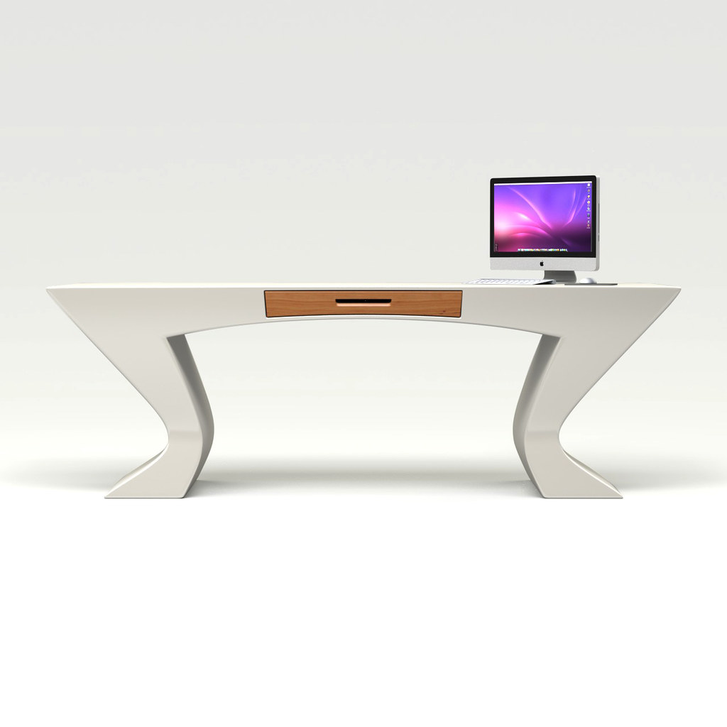 Scrivania Per Computer Design.The World S Best Photos Of Design And Solidsurface Flickr Hive Mind