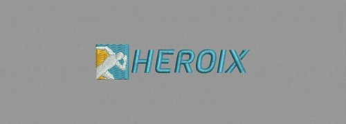 Heroix - embroidery digitizing by Indian Digitizer - IndianDigitizer.com #machineembroiderydesigns #indiandigitizer #flatrate #embroiderydigitizing #embroiderydigitizer #digitizingembroidery http://ift.tt/1HUH5uh