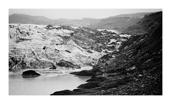 Iceland in September (Briar34) Tags: iceland olympus monotone glacier omd 2015