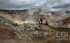 Hverasvæðið Landmannalaugum (Gunnar Ingimarsson) Tags: spring tourists geysers landmannalaugar hverasvæði ferðamenn gunnaringimarsson