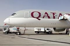 Qatar Airways - Airbus A350-941 XWB - A7-ALF - Dubai Air Show 2015 (raihans photography) Tags: canon eos dubai raw uae emirates airbus dslr canondslr efs unitedarabemirates qr dwc qatar oneworld qatarairways qtr rawimage rawpic qatari rawphoto dubaiairshow a350 rawdata canonefs qataria 60d xwb a350xwb airbusa350900 canonefslens canoneos60d a350900 rawpicture canonefs18135mmf3556is canonefs18135f3556is raihans omdw qatara350 raihanshahzad oneworldairlinealliance raihansphotography airbusa350900xwb airbusa350941 a350941 almaktouminternationalairport a7alf das2015 dubaiairshow2015 qataria350xwb